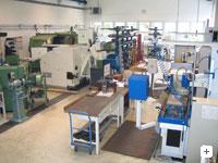Erweiterung Werk 1 2001